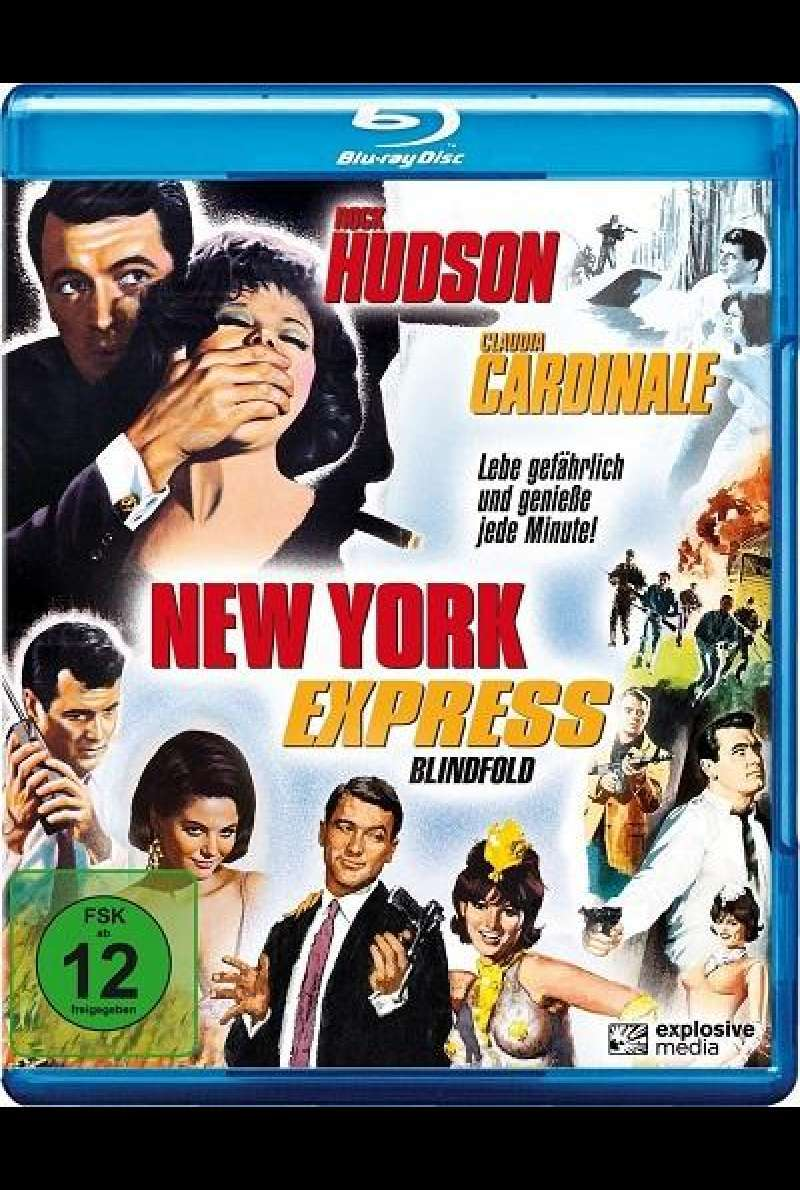 New York Express - Blu-ray-Cover