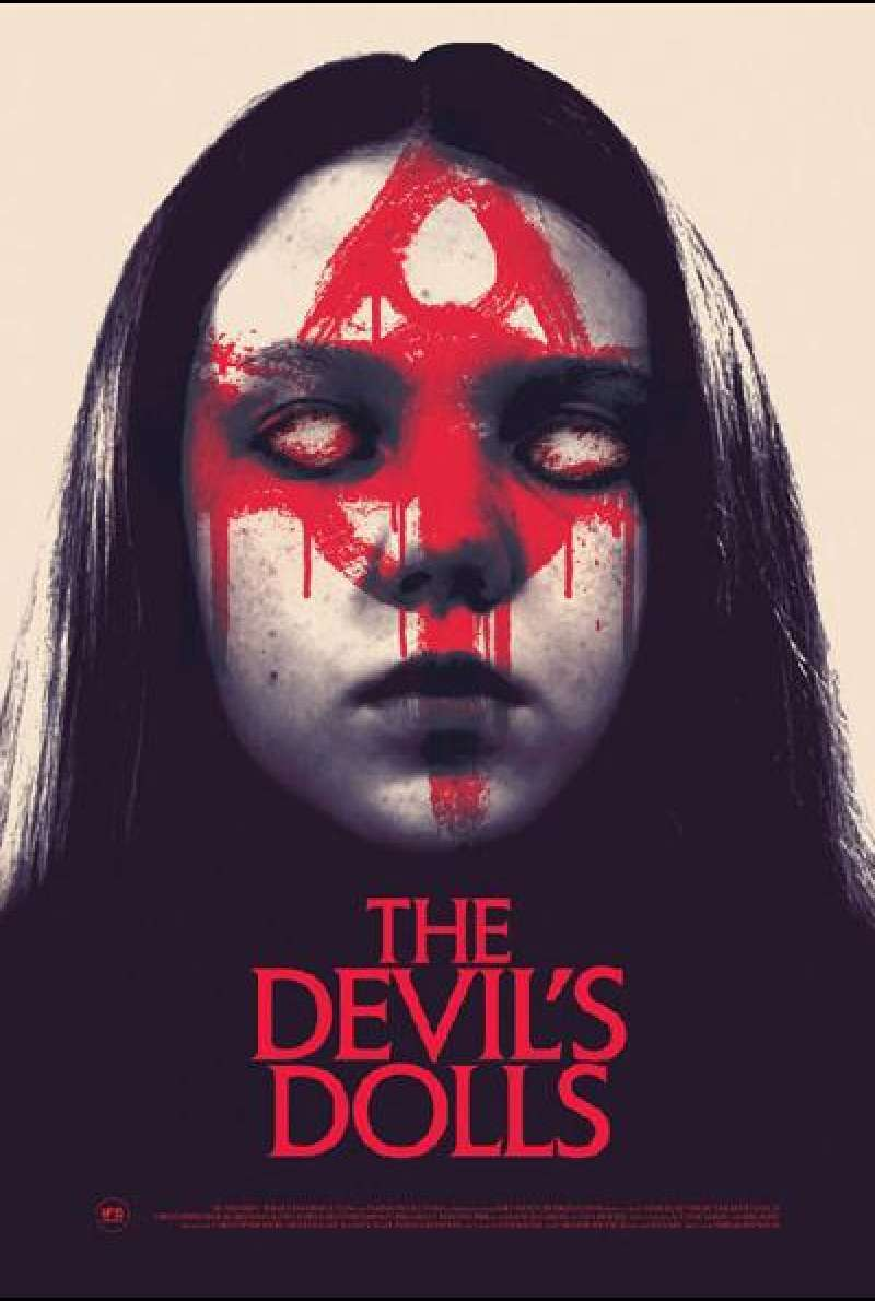 The Devil's Dolls von Padraig Reynolds - Filmplakat