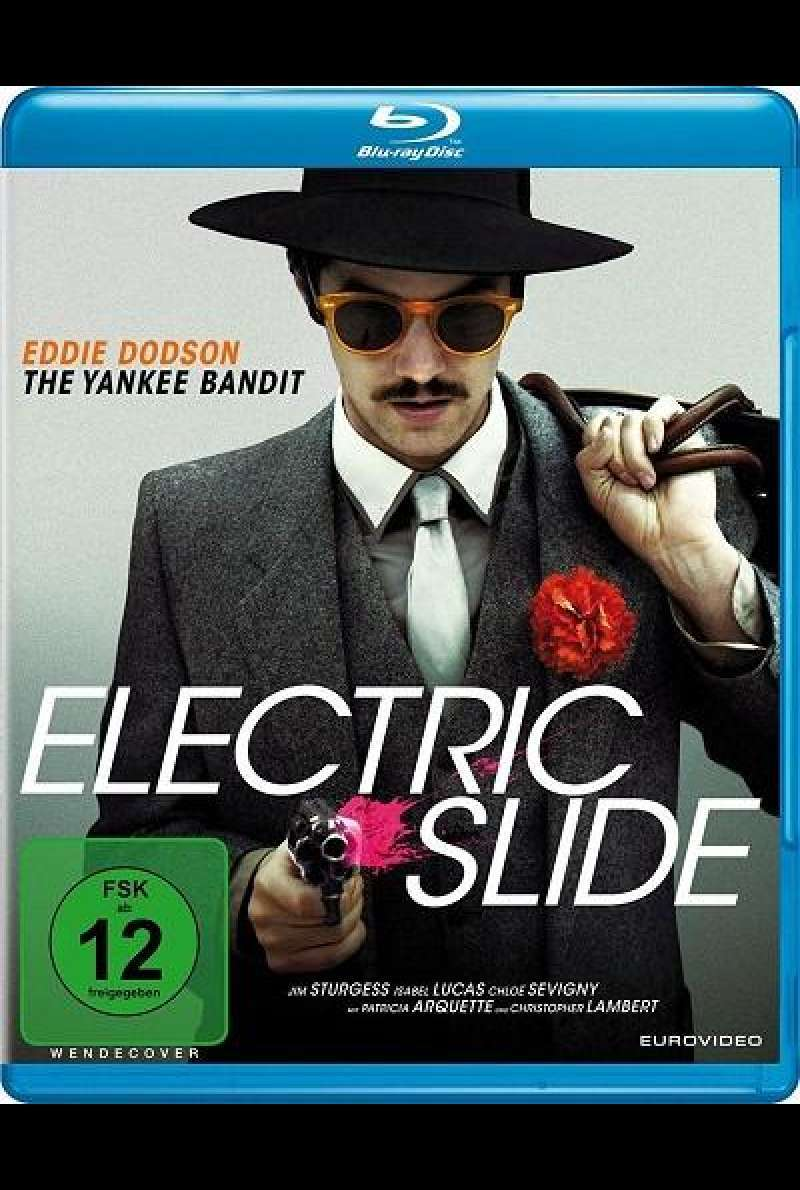 Electric Slide - Blu-ray-Cover