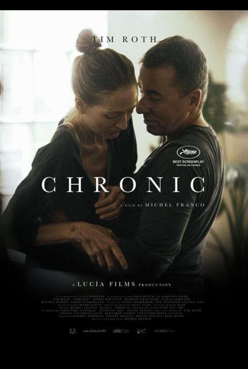 Chronic von Michel Franco - Filmplakat