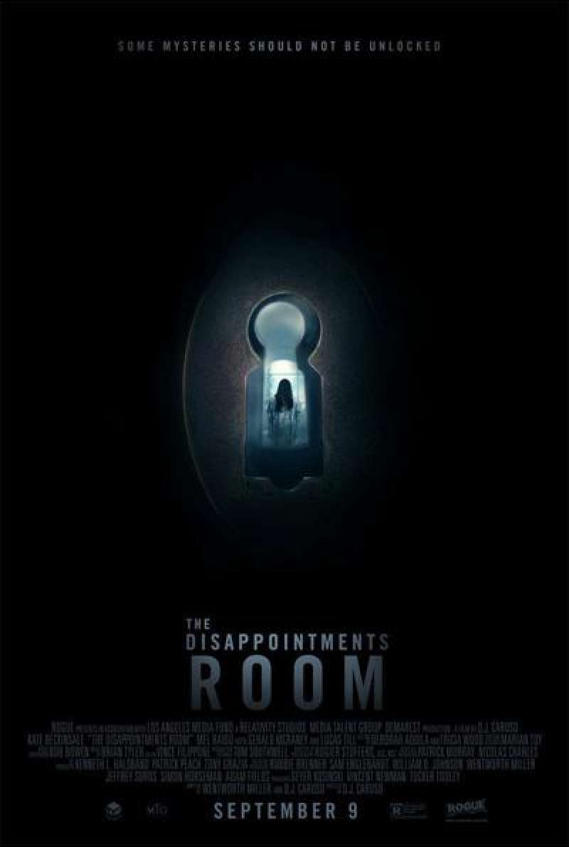 The Disappointments Room von D.J. Caruso - Filmplakat