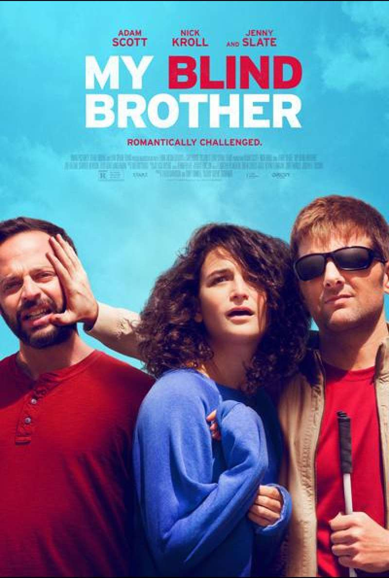 My Blind Brother von Sophie Goodhart - Filmplakat