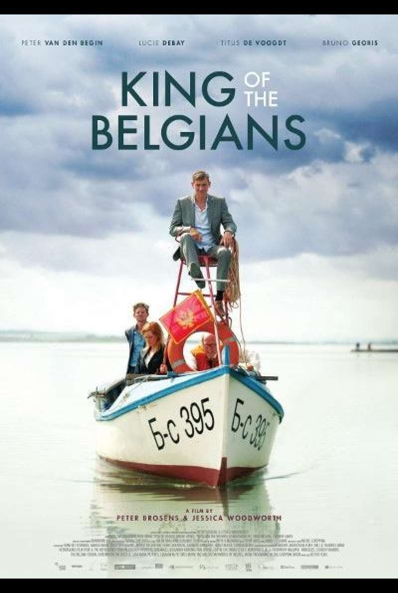 King of the Belgians - Filmplakat (INT)