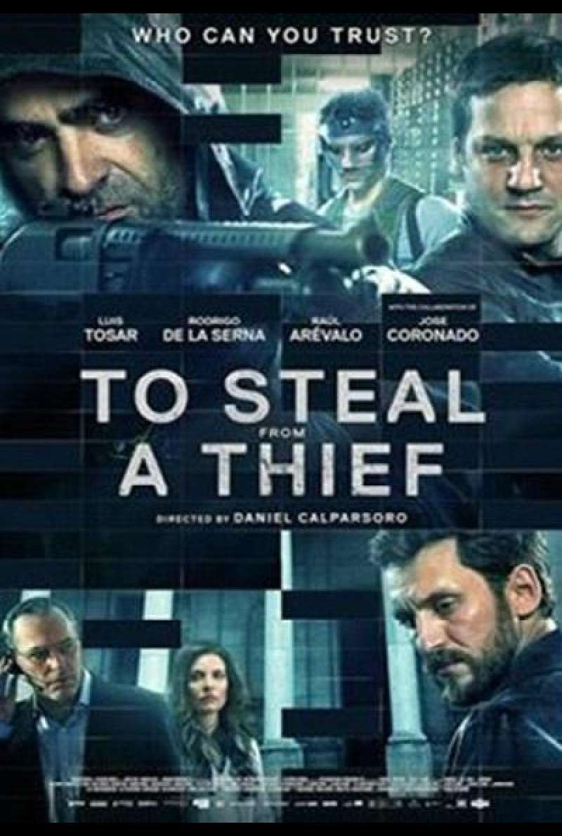 To Steal from a Thief - Filmplakat (INT)