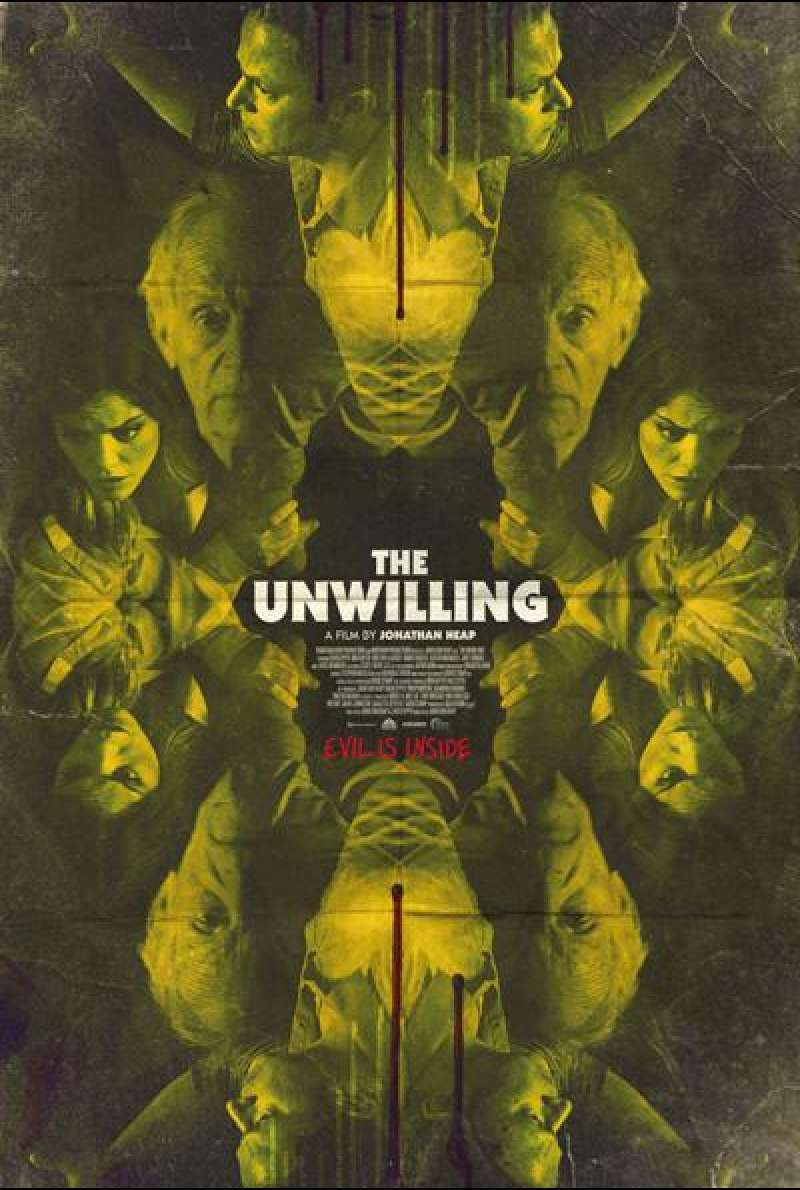 The Unwilling von Jonathan Heap - FilmPlakat