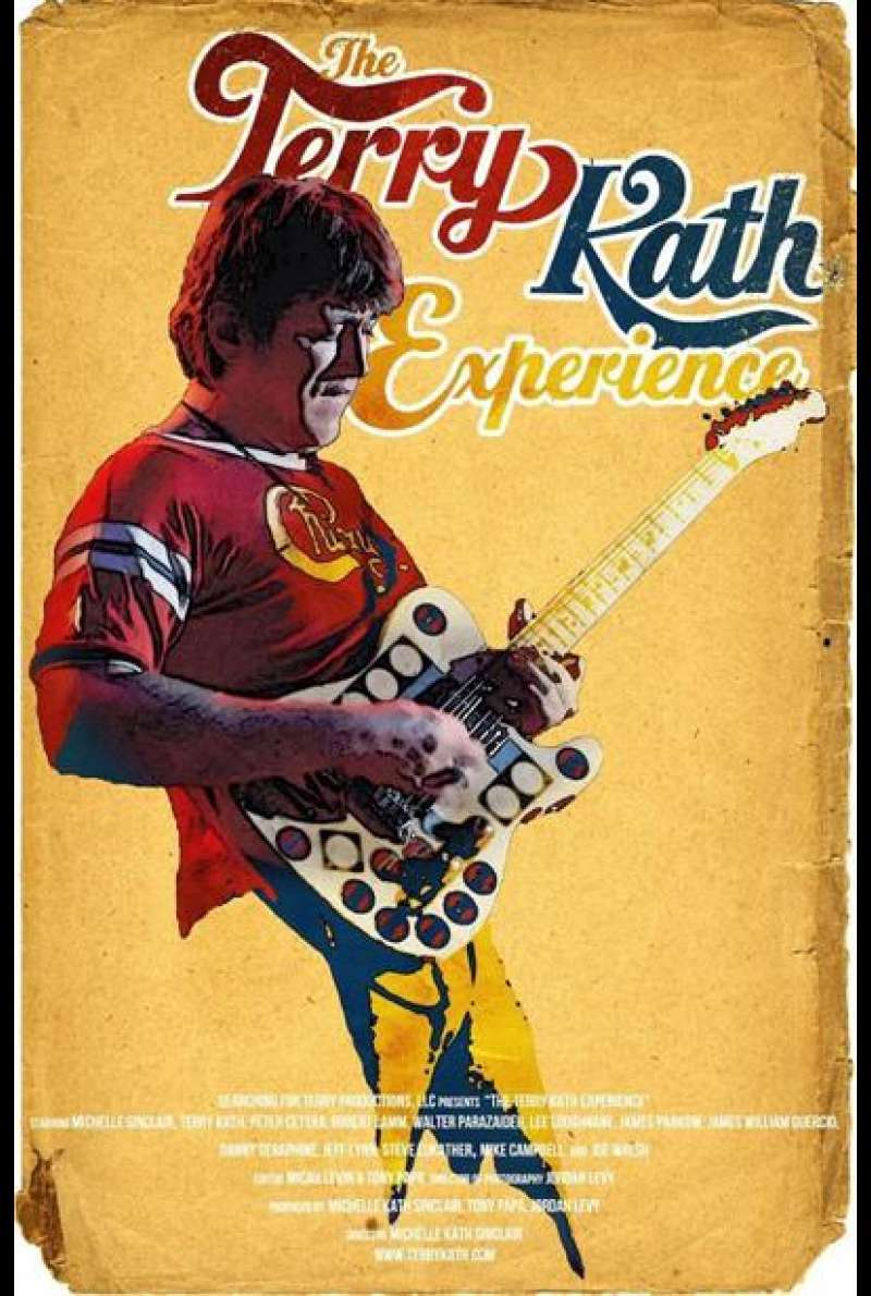 The Terry Kath Experience von Michelle Sinclair - Filmplakat