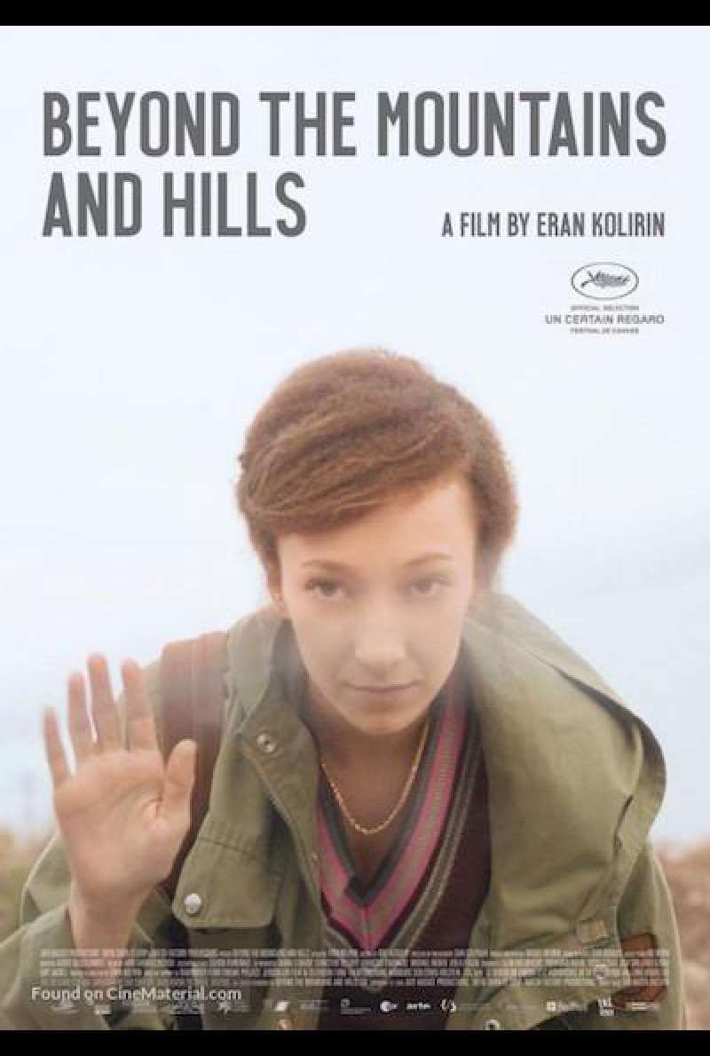 Beyond the Mountains and Hills von Eran Kolirin - Filmplakat (INT)