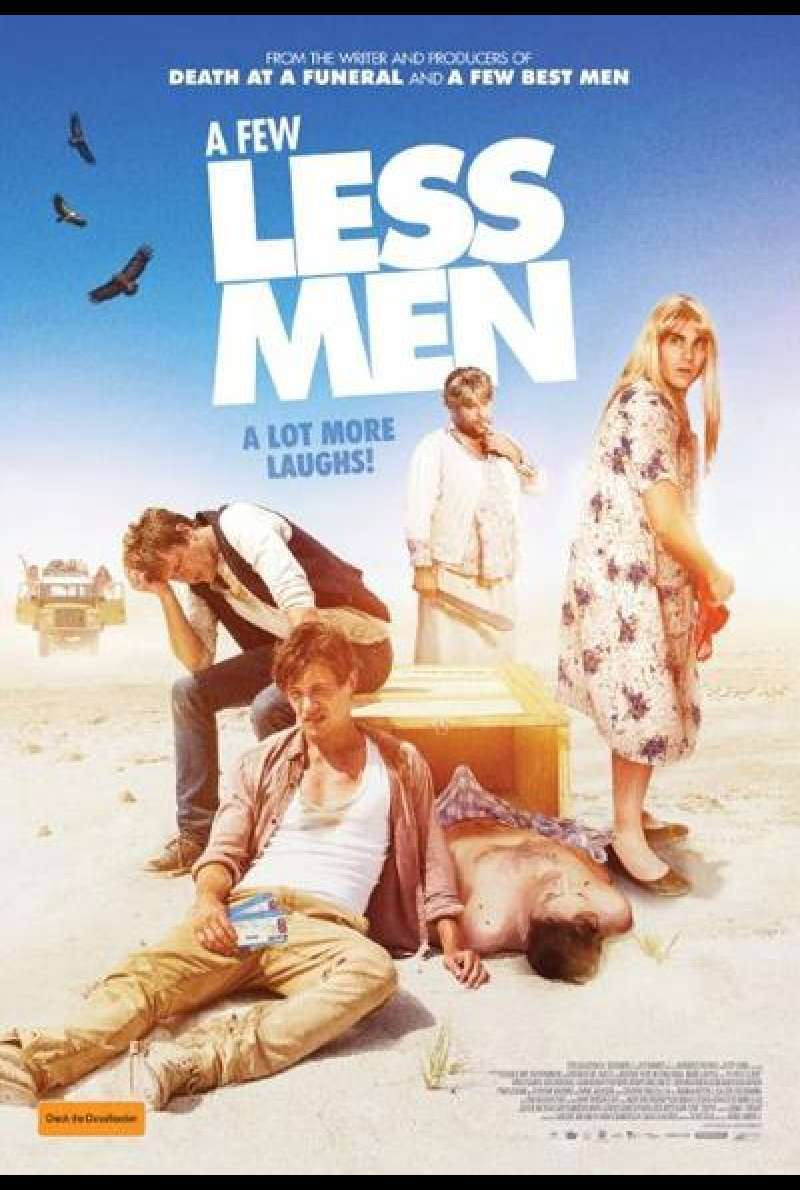 A Few Less Men von Mark Lamprell - Filmplakat