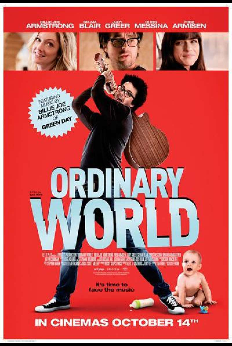 Ordinary World von Lee Kirk - Filmplakat
