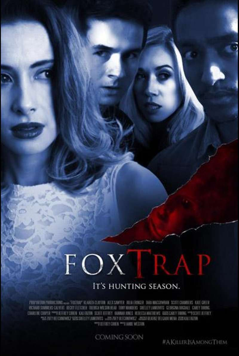 Fox Trap von Jamie Weston - Filmplakat