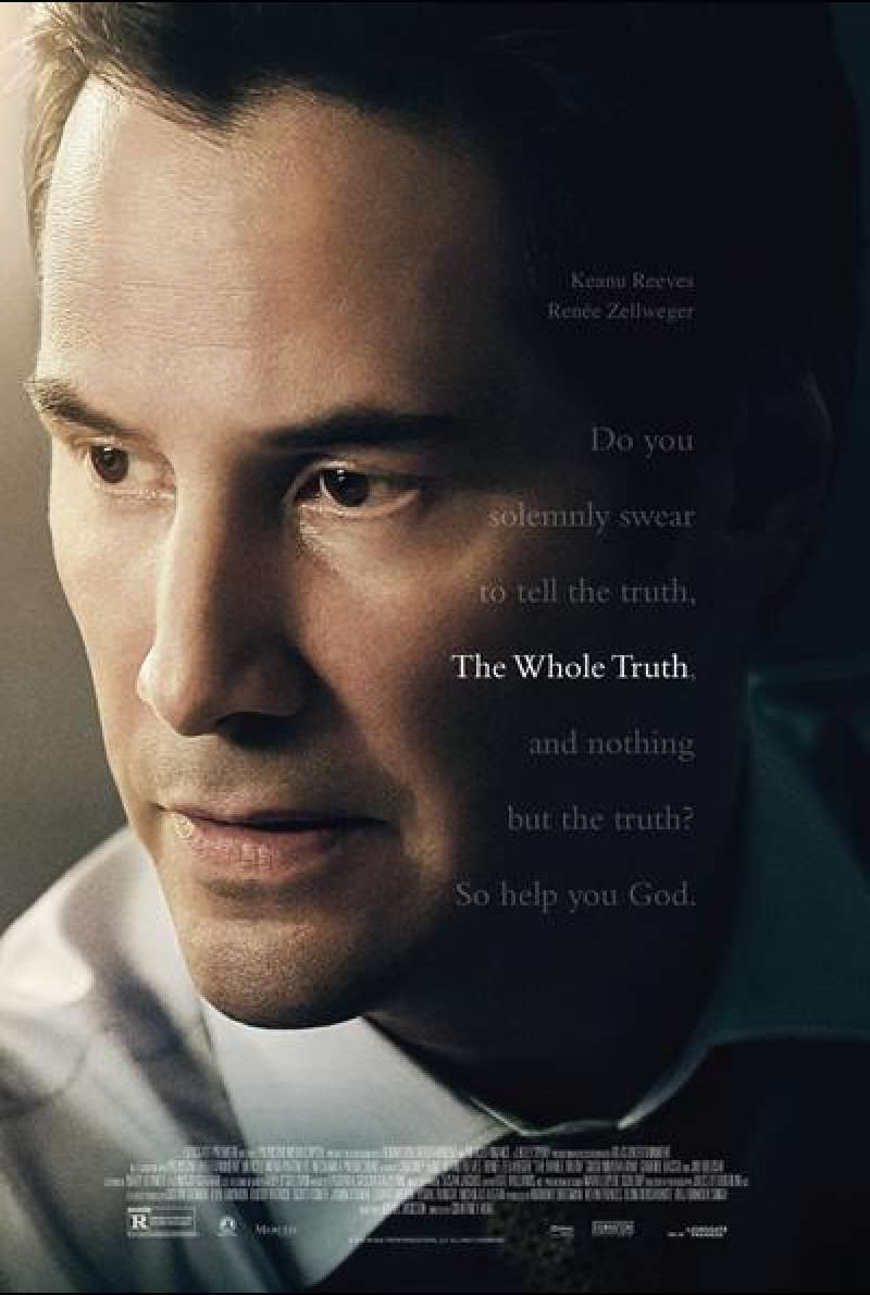 The Whole Truth von Courtney Hunt - Filmplakat