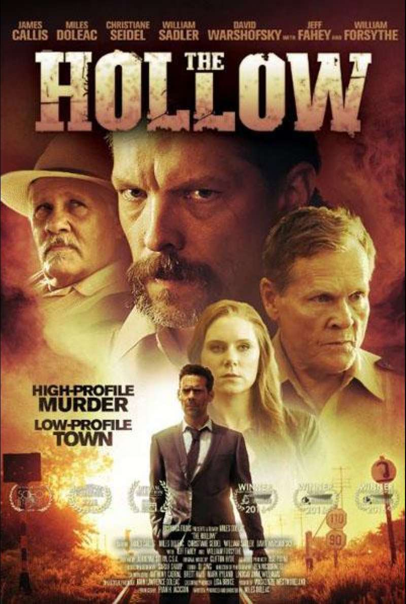 The Hollow von Miles Doleac - Filmplakat
