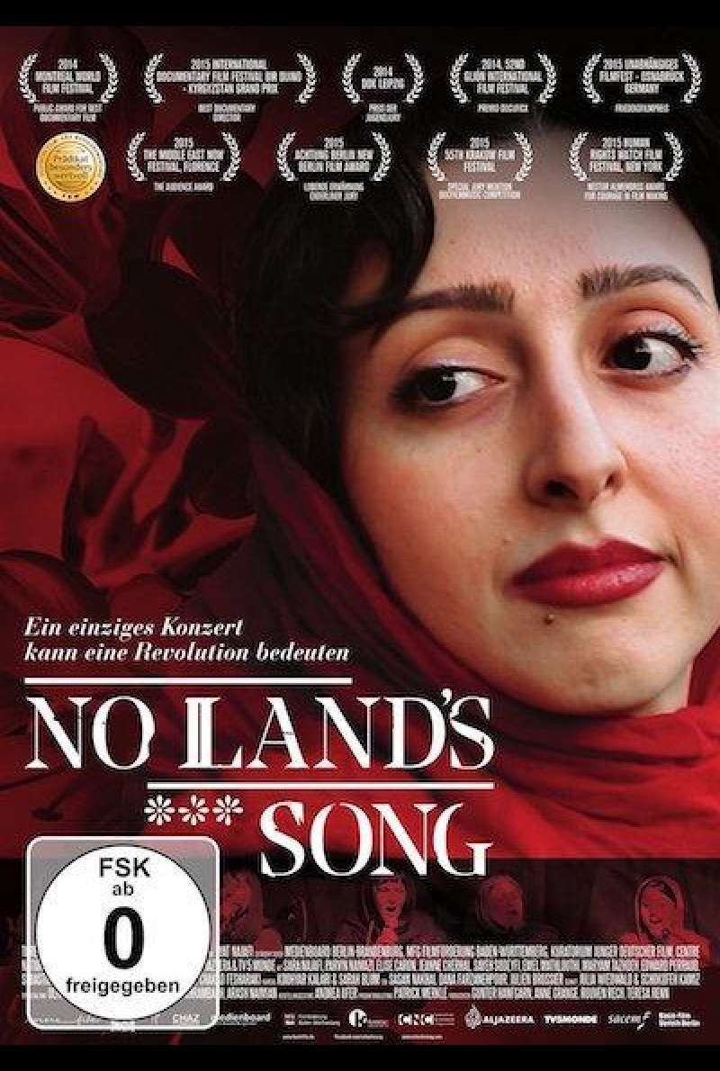 No Land's Song - DVD-Cover