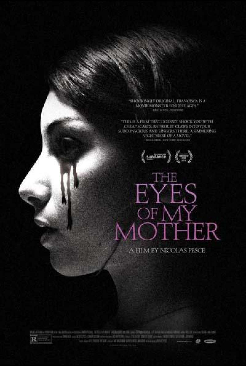 The Eyes of My Mother von Nicolas Pesce - Filmplakat
