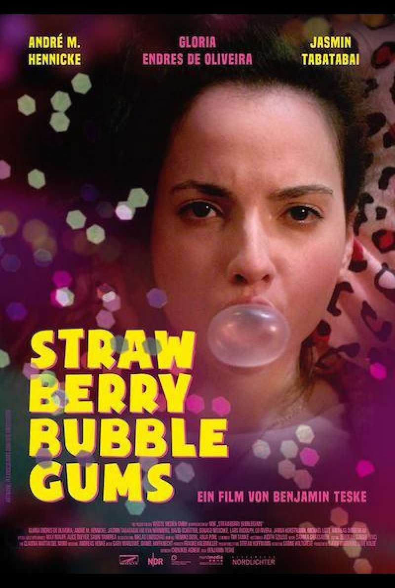 Strawberry Bubblegums - Filmplakat