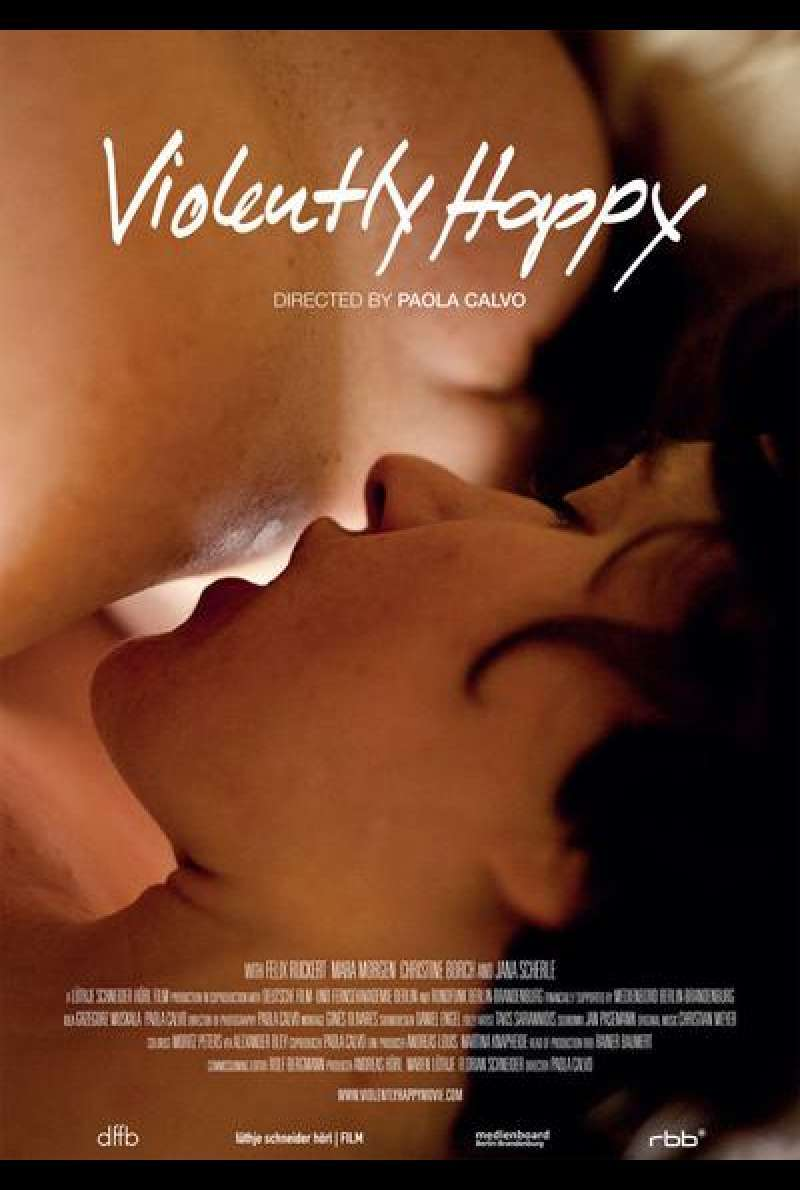 Violently Happy - Filmplakat