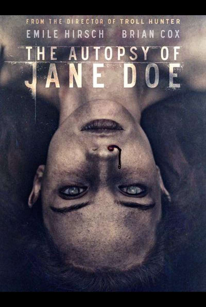 The Autopsy of Jane Doe von 