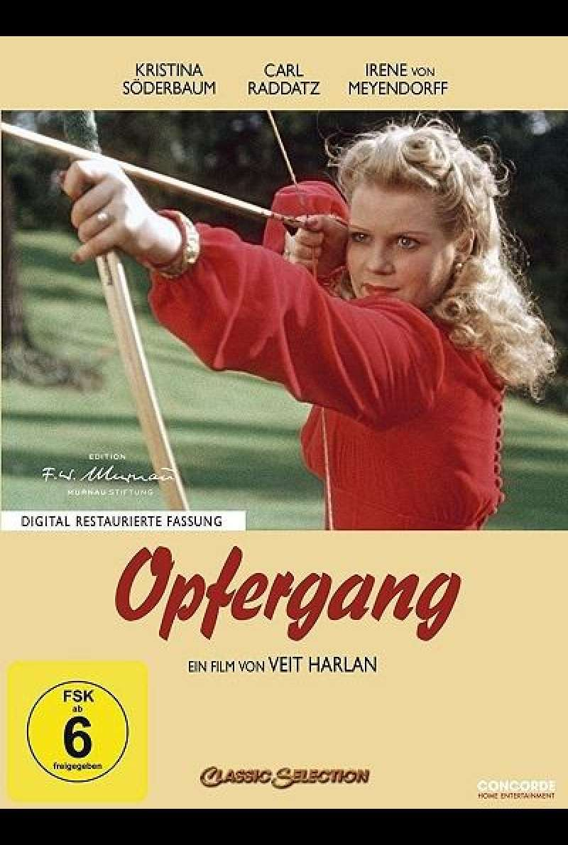 Opfergang - DVD-Cover