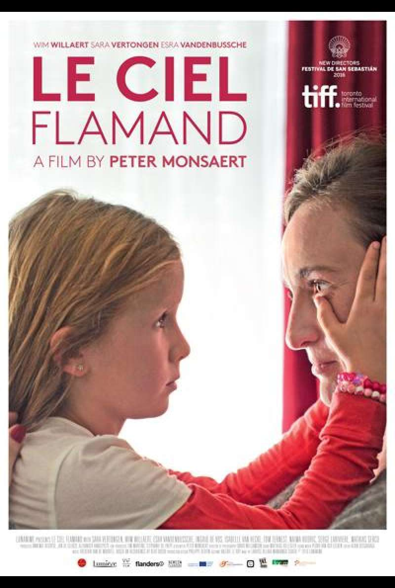 Le Ciel Flamand von Peter Monsaert - Filmplakat