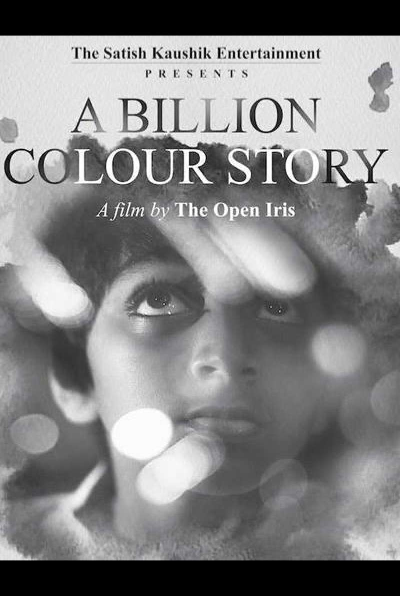 A Billion Colour Story von N. Padmakumar - Filmplakat
