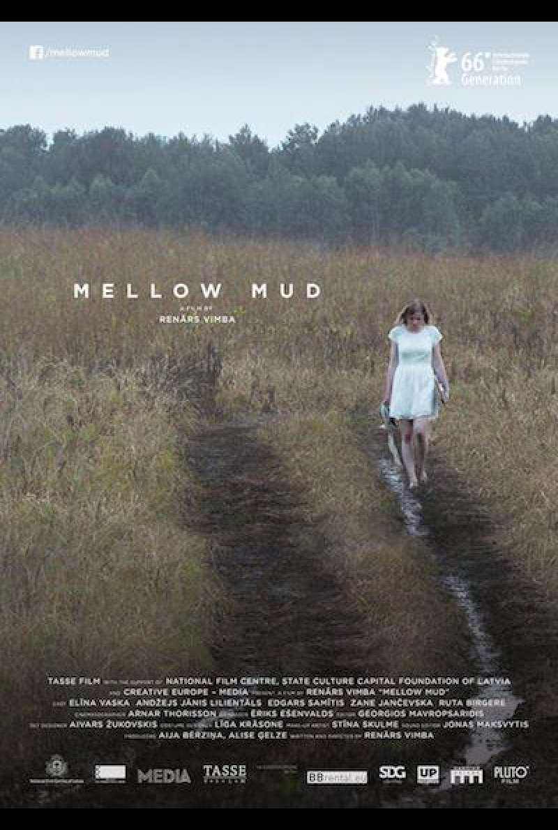 Mellow Mud - Filmplakat (INT)