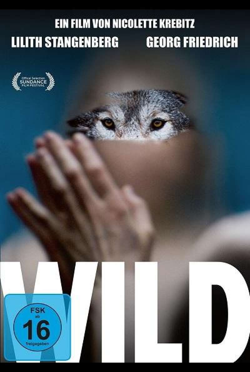 Wild - DVD-Cover