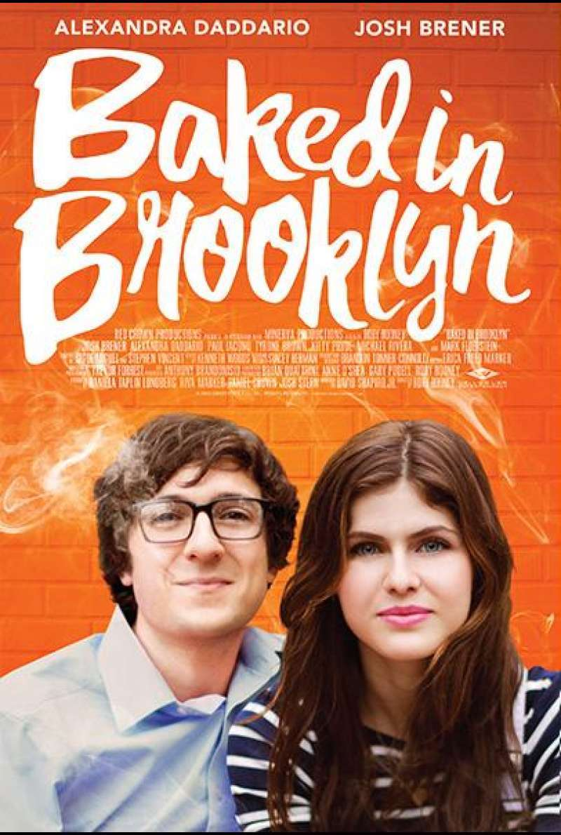 Baked in Brooklyn von Rory Rooney - Filmplakat