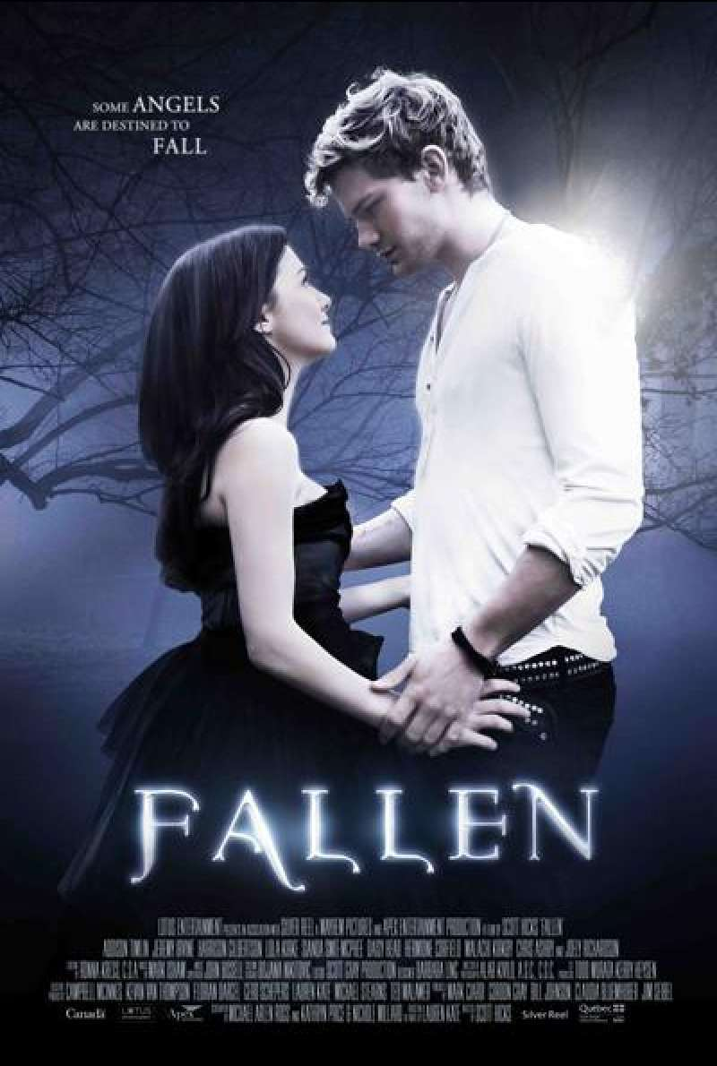 Fallen von Scott Hicks - Filmplakat