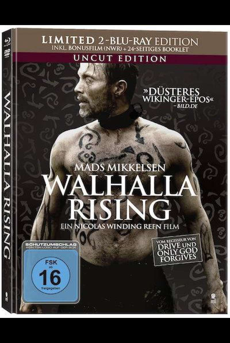 Walhalla Rising (Limited 2-Blu-ray-Edition) - Cover
