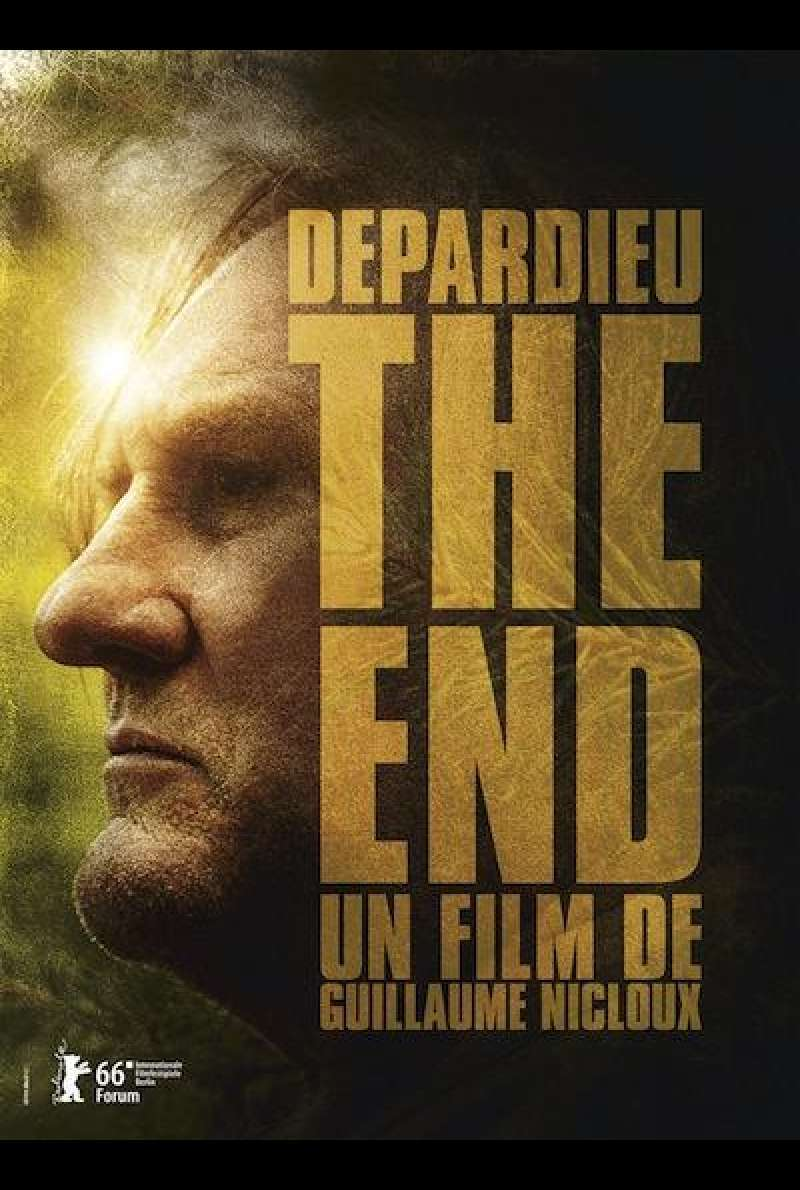 The End - Filmplakat (INT)