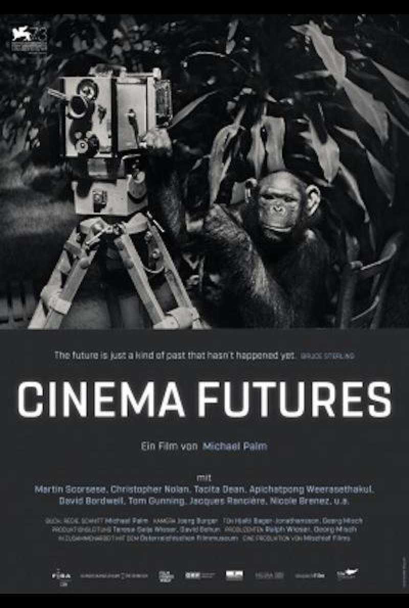 Cinema Futures - Filmplakat (INT)