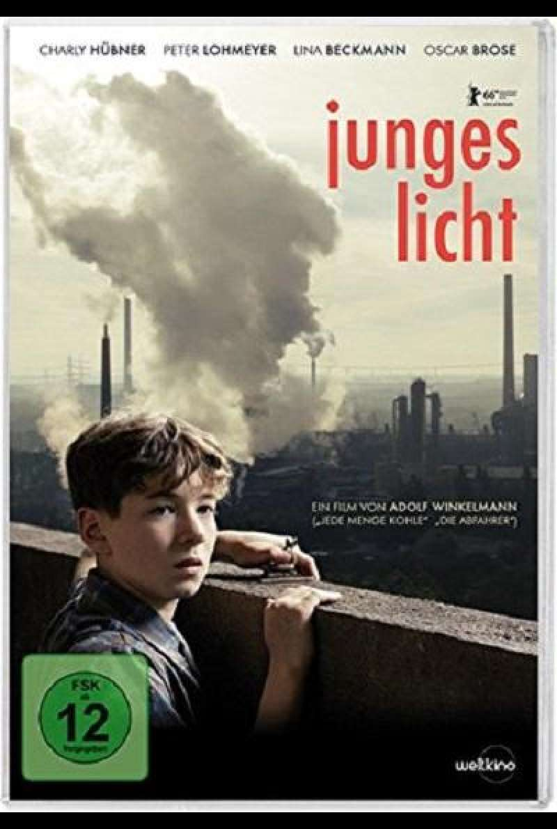 Junges Licht - DVD-Cover