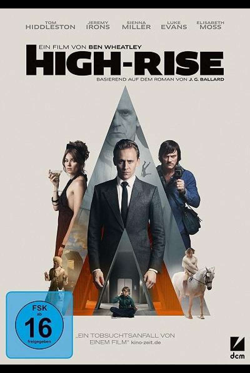 High-Rise - DVD-Cover