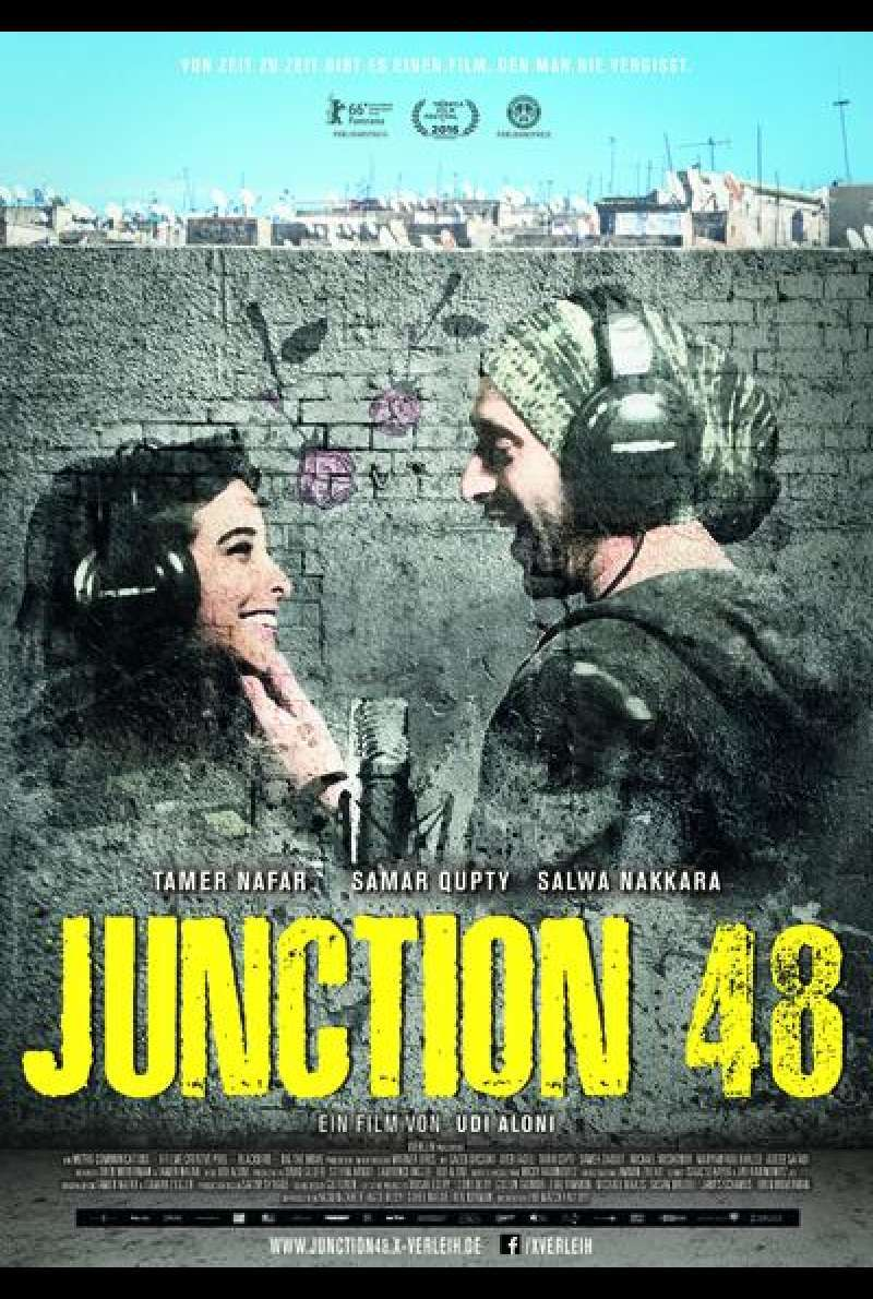 Junction 48 - Filmplakat