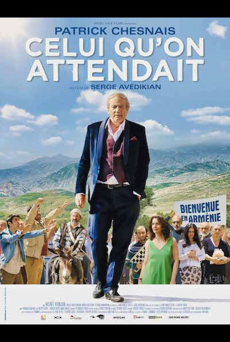 Celui qu'on attendait / Lost in Armenia - Filmplakat (FR)