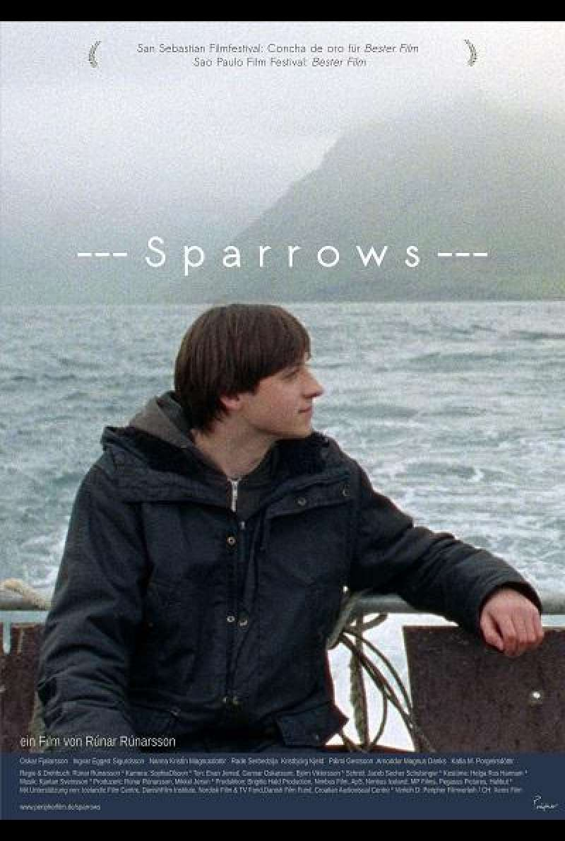Sparrows - Filmplakat
