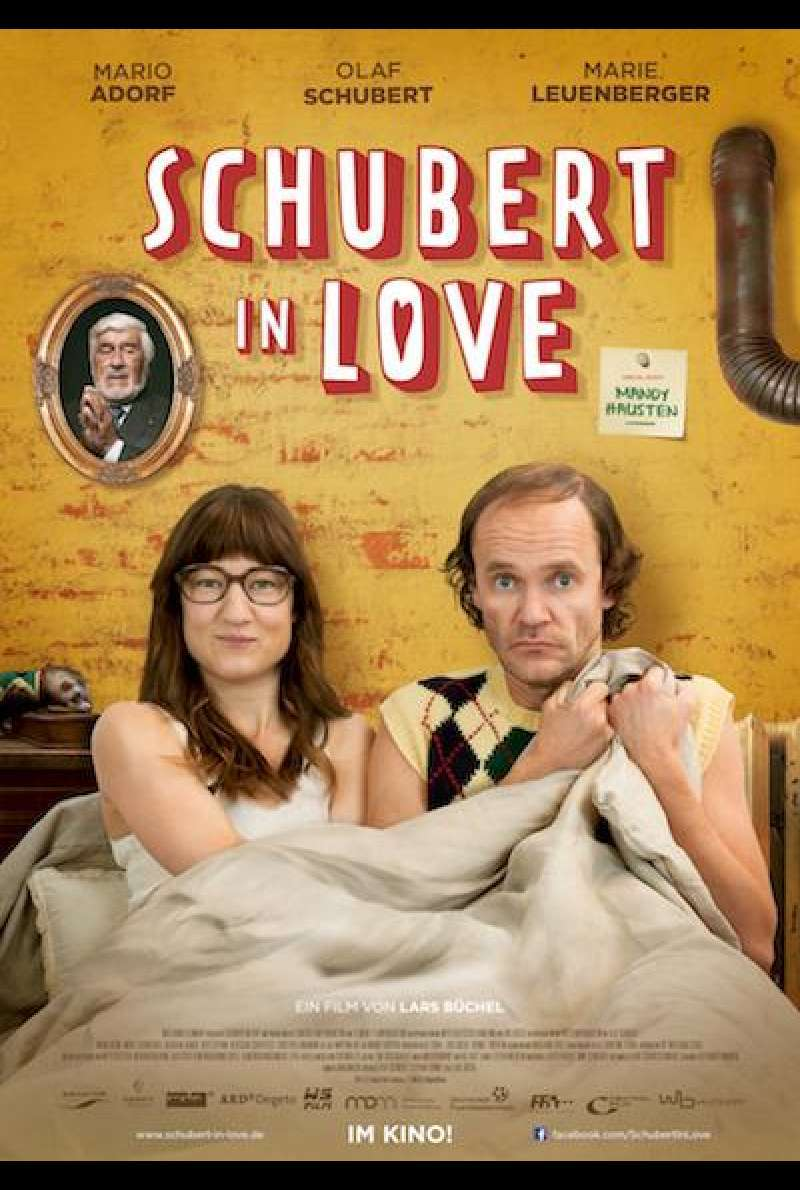 Schubert in Love - Filmplakat