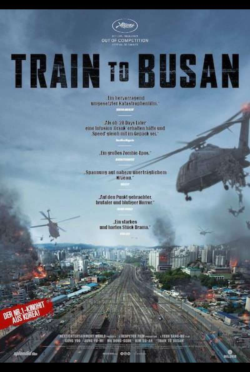 Train to Busan - Filmplakat