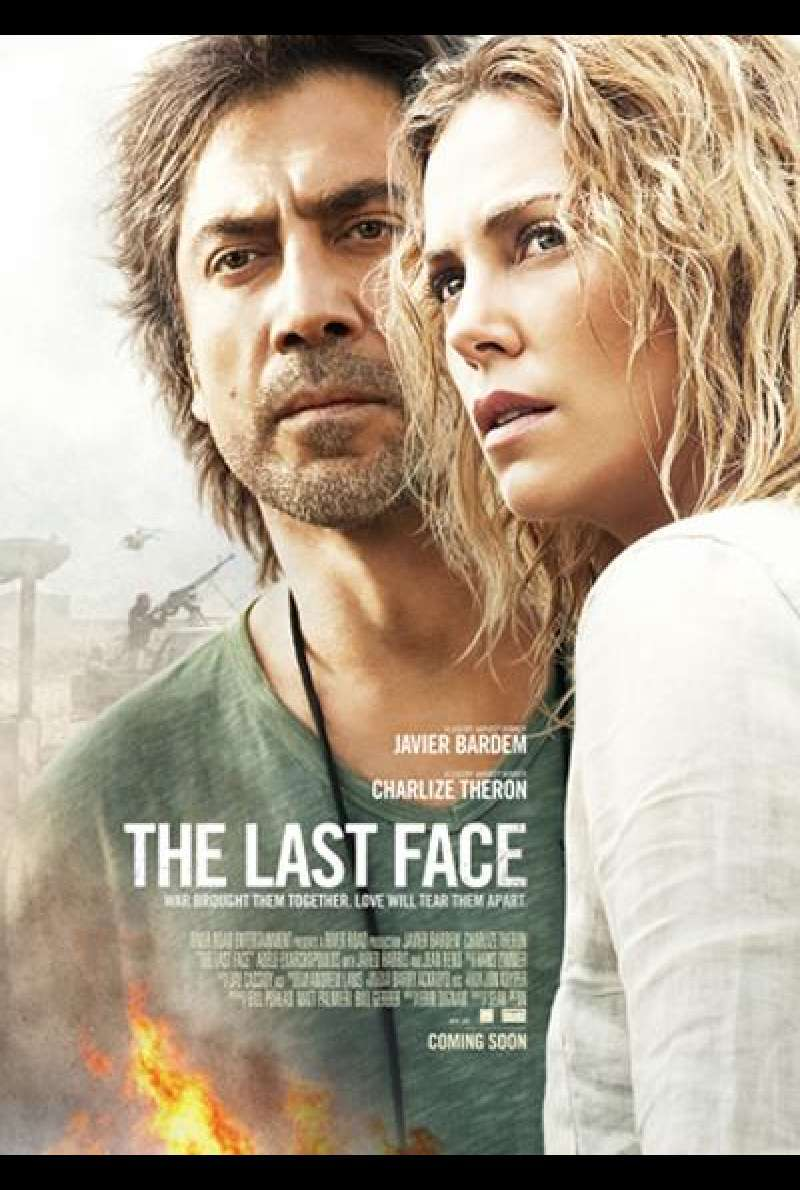 The Last Face von Sean Penn - Filmplakat (US)