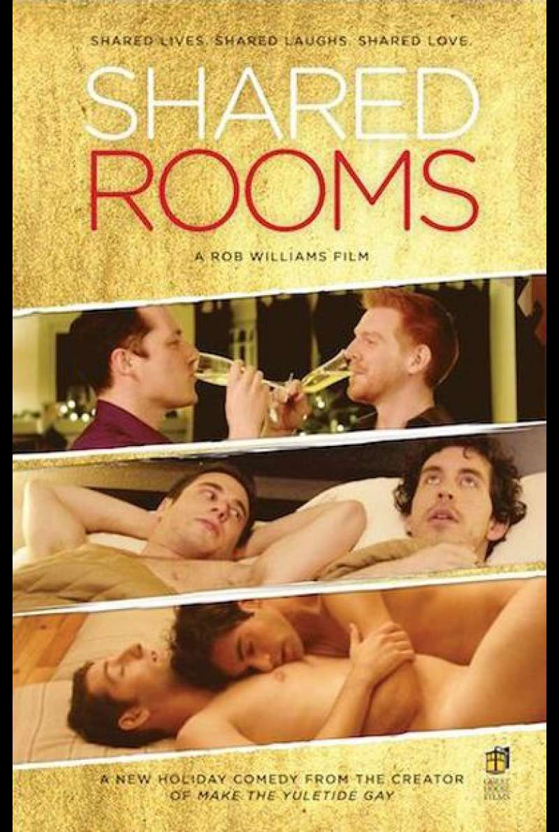 Shared Rooms von Rob Williams - Filmplakat