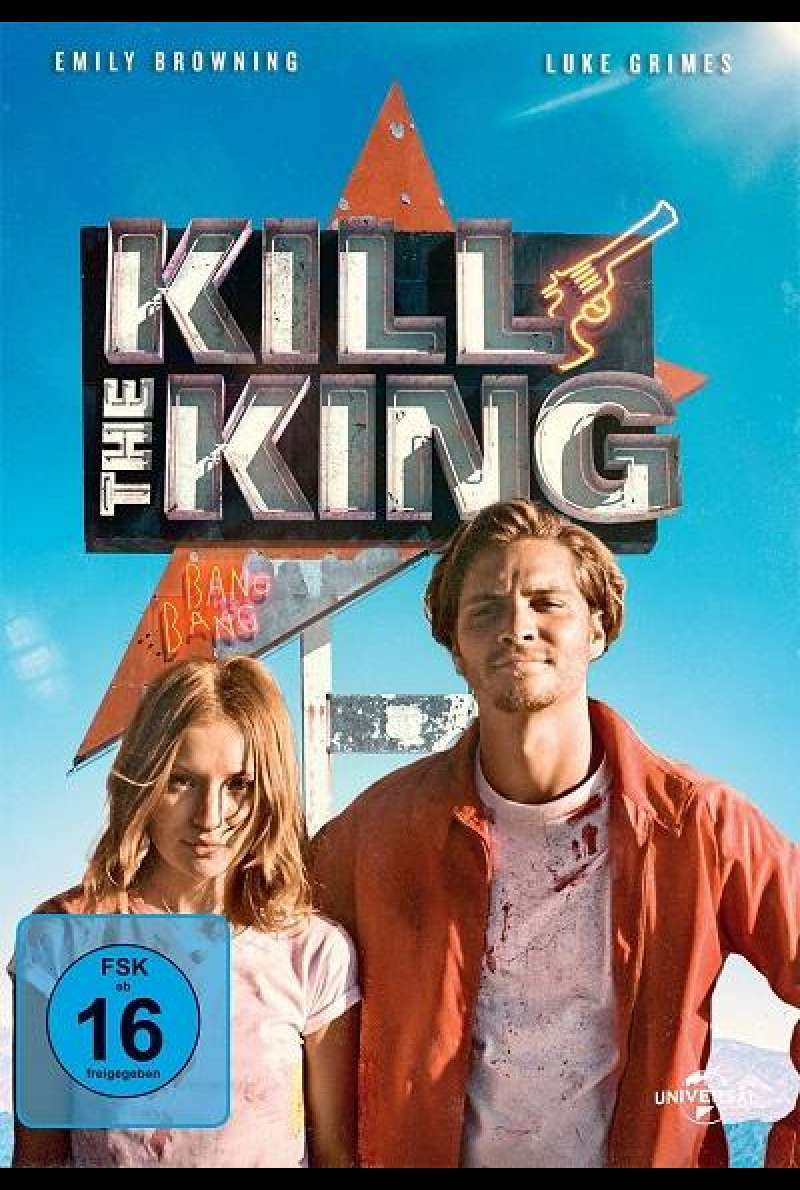 Kill the King - DVD-Cover