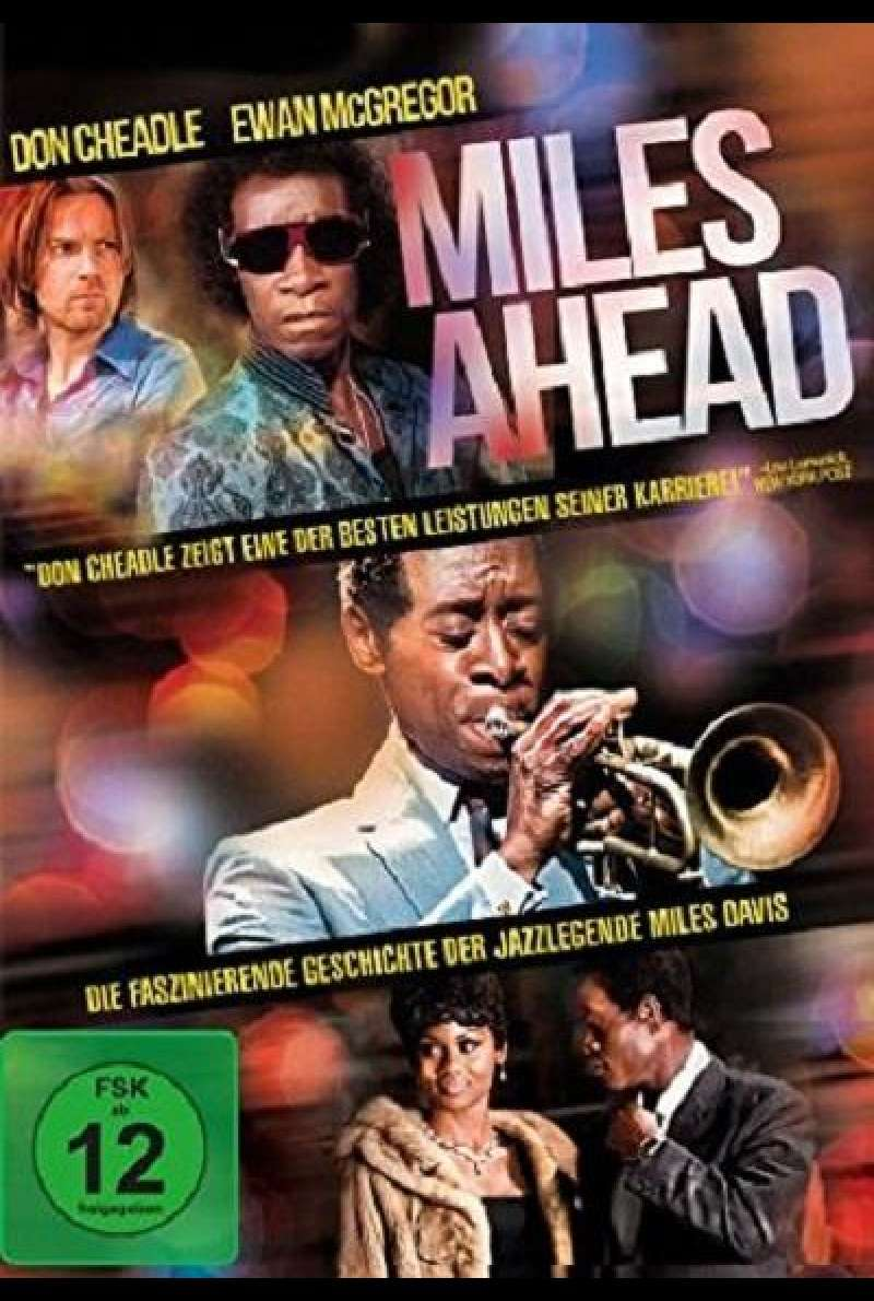Miles Ahead - DVD-Cover