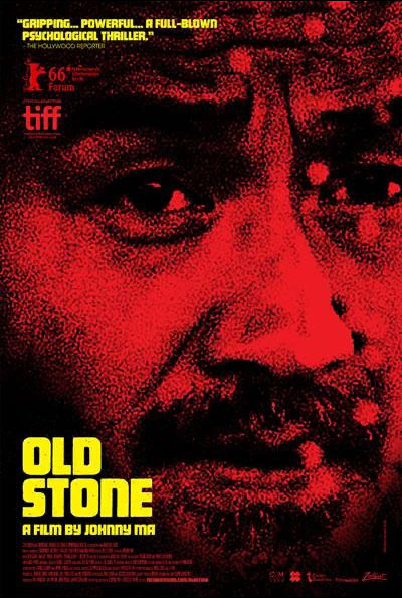 Old Stone (Lao Shi) von Johnny Ma - Filmplakat