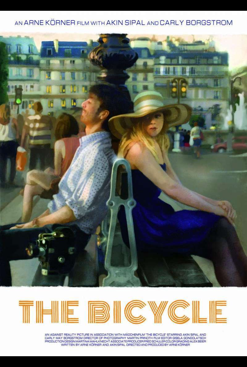 The Bicycle - Filmplakat (INT)