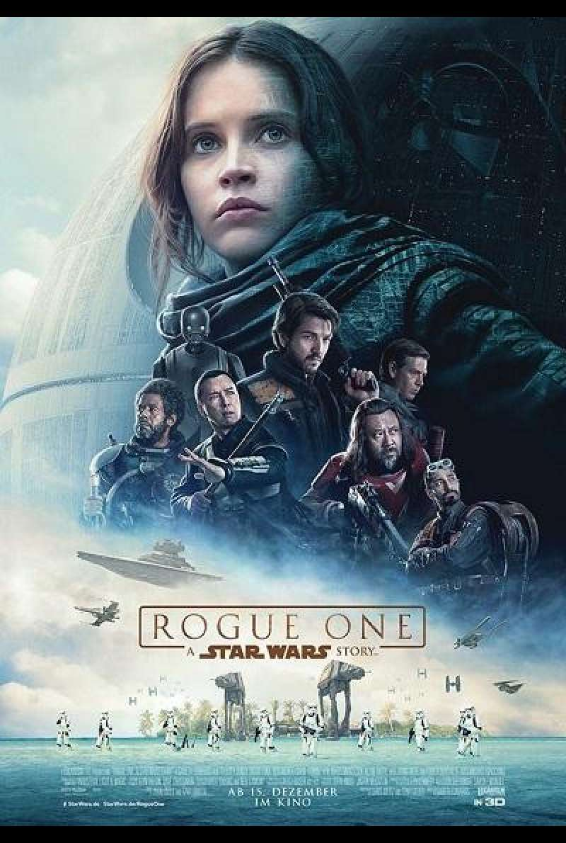 Rogue One: A Star Wars Story - Filmplakat