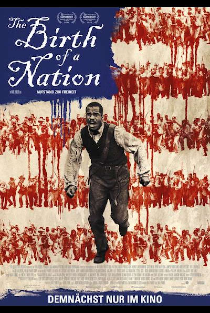The Birth of a Nation - Teaserplakat
