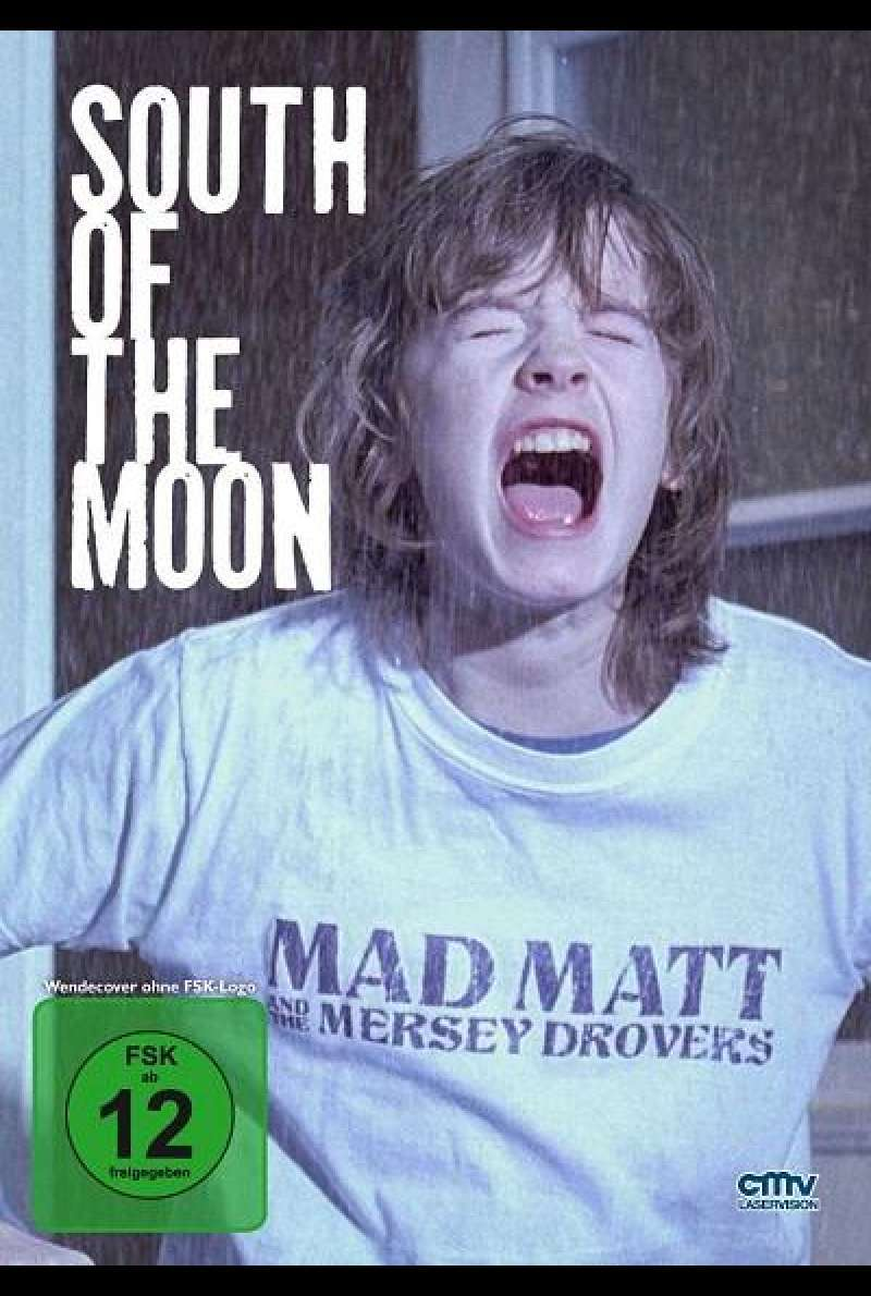 South of the Moon - DVD-Cover