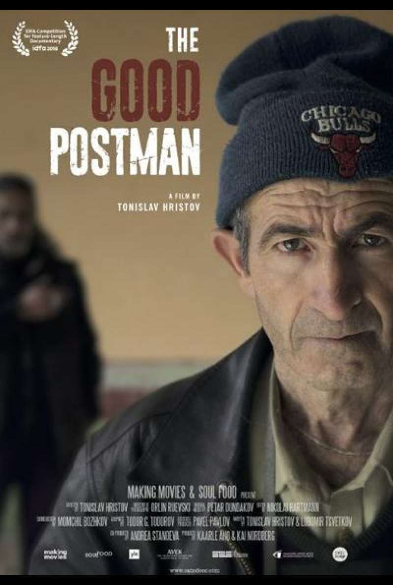 The Good Postman von Tonislav Hristov - Filmplakat
