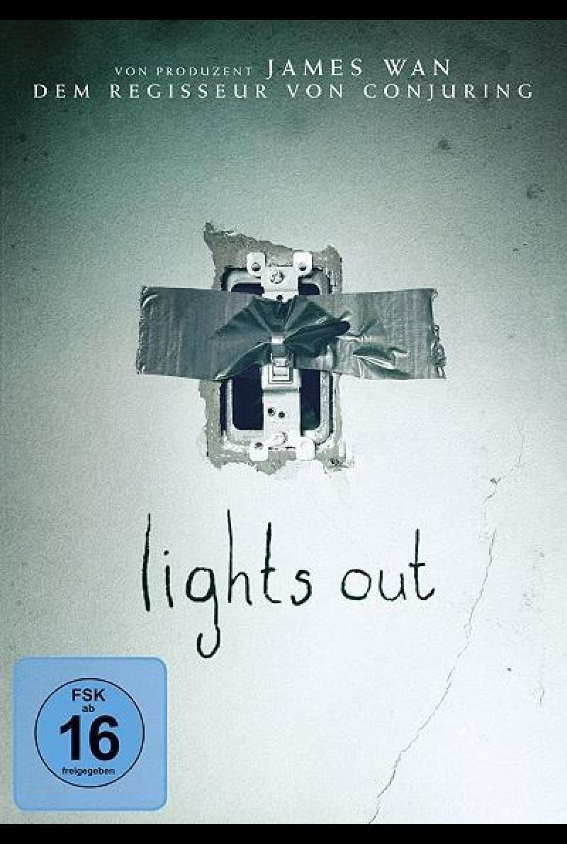 Lights Out - DVD-Cover