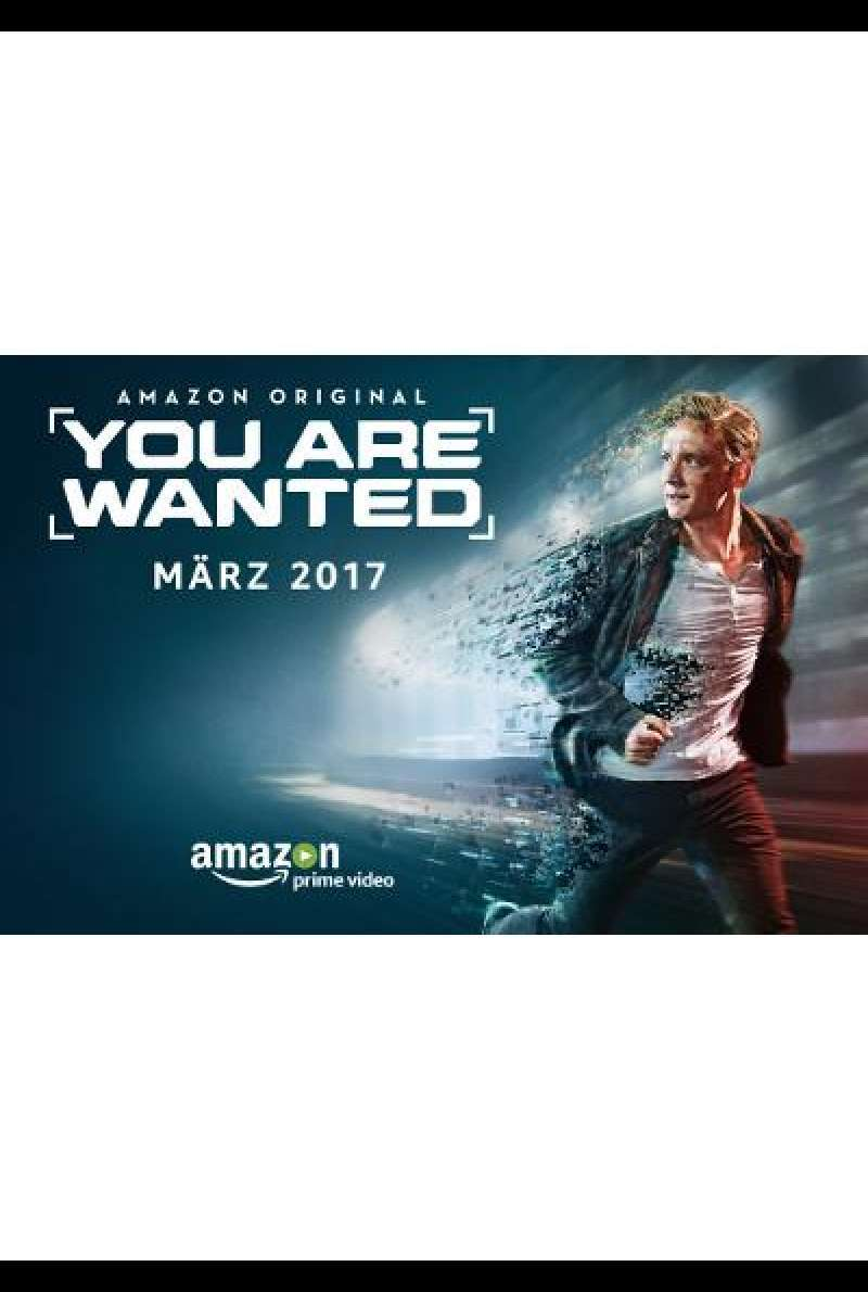 You Are Wanted (TV-Serie) - Key Art